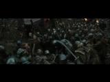 Вырезанная сцена «Властелин колец_ Возвращение короля». Побег от гоблинов.