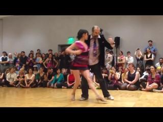Nick Jones & Diana Cruz Instructor Demo to