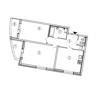 Купить квартиру на Рублевское ш - 471 объявление