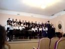 """Мусоргский хор  """"Рсходилась ,разгулялась"""" из сцены под Кромами оперы """"Борис Годунов"""""""