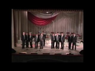 Концерт памяти погибшим шахтерам часть 3