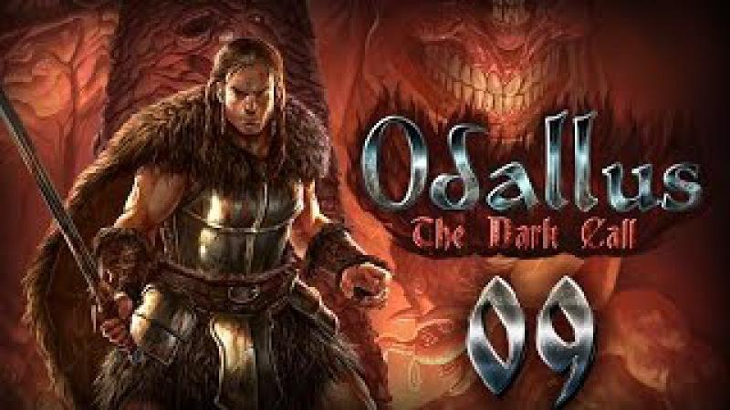 Odallus: The Dark Call Прохождение - Серия №9: Замороженные шахты