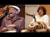 Tabla &amp Congas - Zakir Hussain &amp Tata Gu