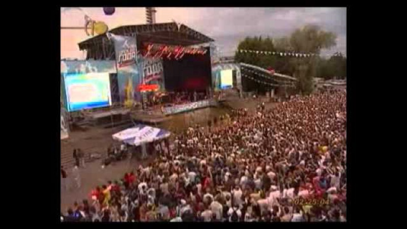 Bloodhound gang Live @ Saint-Petersburg 2006-07-04