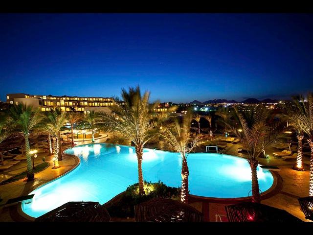Coral Beach Resort Tiran - не дорогой отель Шарм эль Шейха 4* на первой линии!