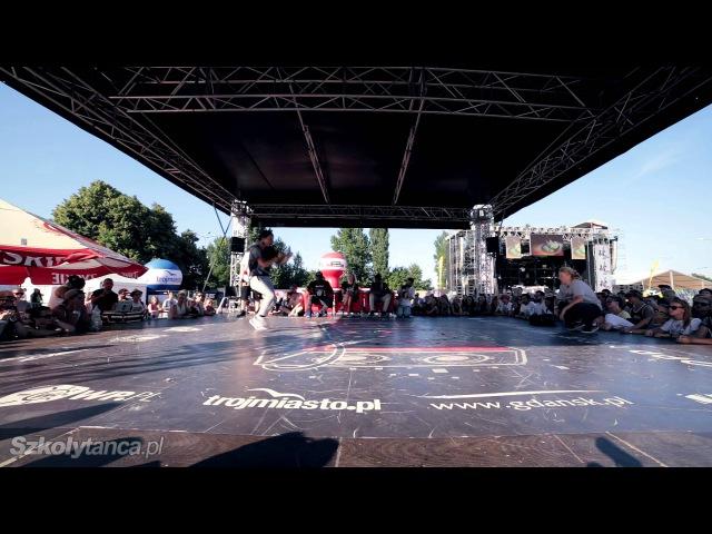 Top 16 Multistyle - Surwi vs Sheykira   Gdańsk Dźwiga Muzę 2014   WWW.SZKOLYTANCA.PL