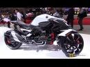 Honda Neowing Concept Bike - Walkaround - 2015 Tokyo Motor Show