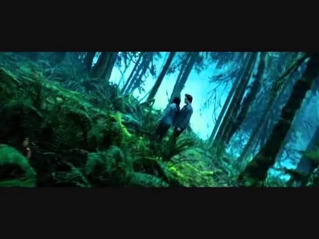 сlip Twilight - клип на фильм Сумерки под песню Р. Паттинсона