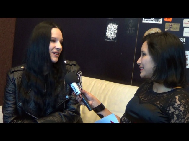 Draconian Interview with Heike Langhans at FemME 2015