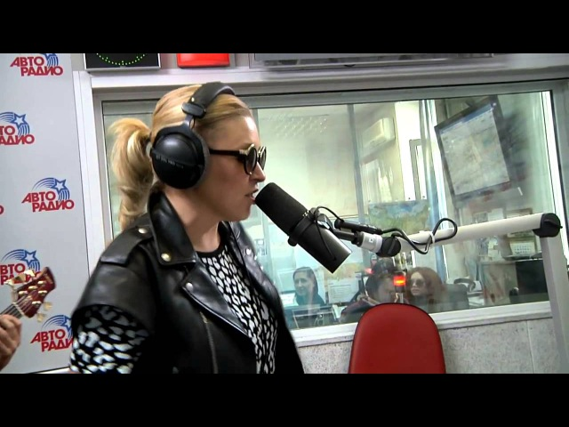 ИРИНА ДУБЦОВА - О нем (Live, Авторадио)