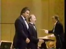 Giuseppe Giacomini and Sherrill Milnes sing Si, pel ciel