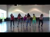 Runaway Baby by Bruno Mars - Choreo Jen Bozarth done by Eva Brammer and Z Spot Las Vegas
