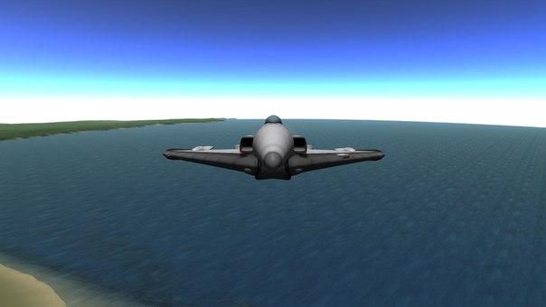 Самолёт-крыло (1.0)