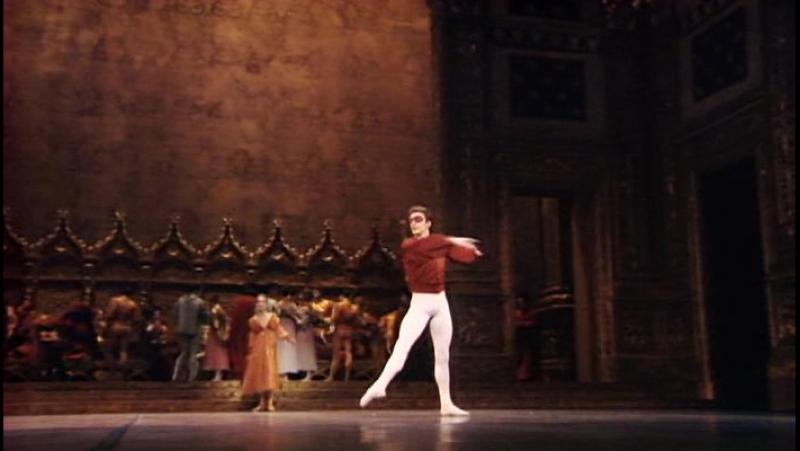 Сергей Прокофьев - (Рудольф Нуреев - Ромео и Джульетта) Sergei Prokofiev - (Rudolf Nureyev's - Romeo Juliet). 1995