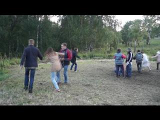 Слёт половинок в ПРП Приволье 2015