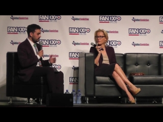 Dallas Comic Con - May 2015 - The X Files - Gillian Anderson