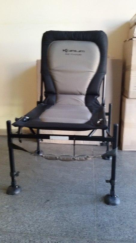 купить рыболовное кресло корум делюкс
