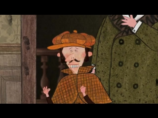 Шерлок Холмс и чёрные человечки (все серии)