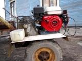 Двигатель GREEN-FIELD GF-168FE-1 на мотоблоке НЕВА (не монтаж, а реальное видео обычных пользователей-владельцев)