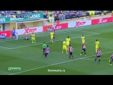 Обзор матча Вильярреал - Атлетик Бильбао (3:1) 20.09.2015