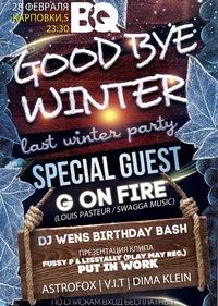 28/02 BQ CLUB // LAST WINTER PARTY