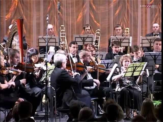 Оркестр Киев-Классик, И. Штраус - Вальс Весенние голоса
