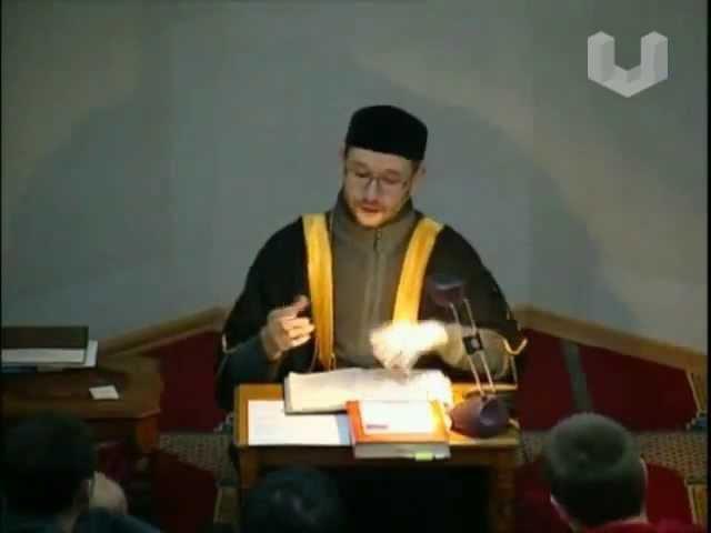 Шамиль Аляутдинов о спиртном и телевизоре, а также Св. Коран, 3947