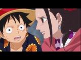 One Piece 677 русская озвучка OVERLORDS / Ван Пис - 677 серия на русском