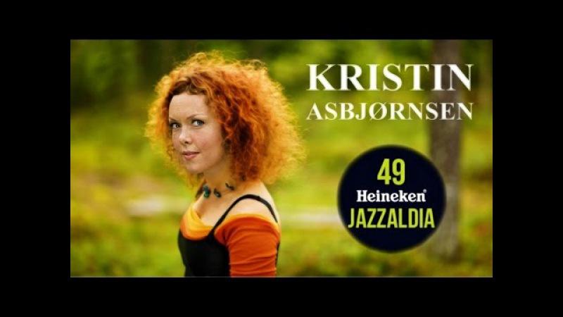 Kristin Asbjornsen Heineken Jazzaldia 2014