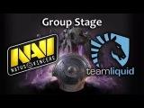 The International 2014 Dota 2 - Na`Vi  vs  Liquid [RUS]
