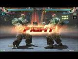 鉄拳7 高円寺キューブ ジャック対戦動画 15/05/19 Tekken7 Kouenji Cube jack7 Online match