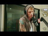 MGK Freestyles On FunkMaster Flex