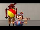 [SFM/FNAF] Foxy Pops The Balloon Test