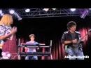 """Violetta 2 - La banda de Ludmila, Maxi y Marco tocan """"Ser Mejor"""" (Capitulo 55)"""