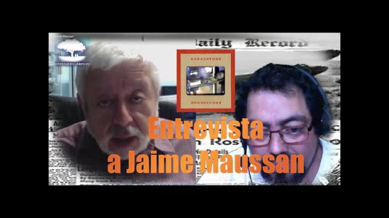 Entrevista a Jaime Maussan BEWITNESS