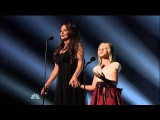Jackie Evancho &amp Sarah Brightman -Time to Say Goodbye- on America's Got Talent FINALE