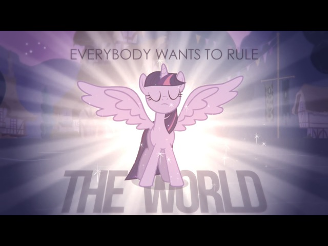 PMV | Everybody Wants To Rule The World
