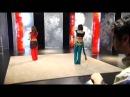 Восточный танец с Валерией Путицкой для начинающих. Урок 10