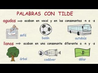 Aprender español: Reglas de acentuación (nivel intermedio)