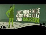 Allan Sherman - Chim Chim Cheree (animation)