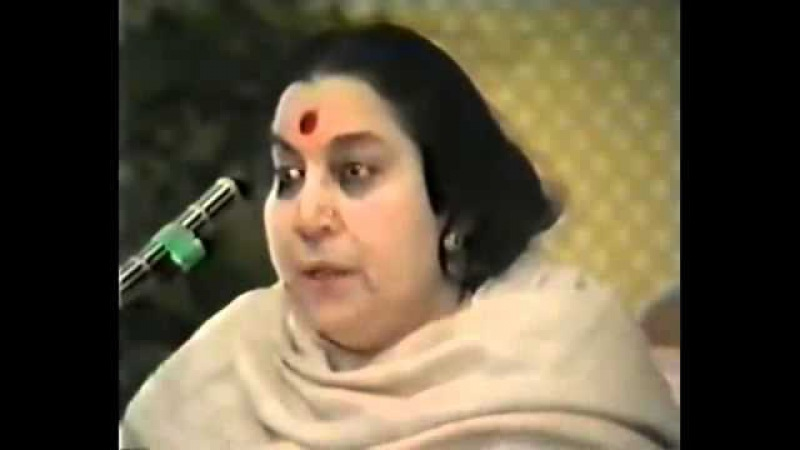 Вы должны быть в состоянии Нирвикальпа - Шри Матаджи, 1985 2 часть