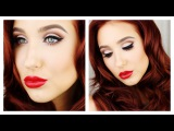 Old Hollywood Glam - Makeup &amp Hair Tutorial  Jaclyn Hill