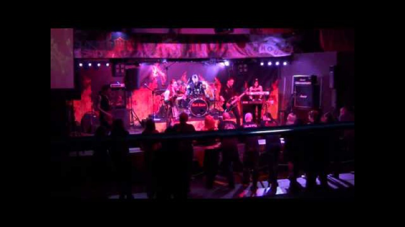 Annwyn - Пепел городов (Spring Metal Concert vol.2. 19.04.2015 Rock House)