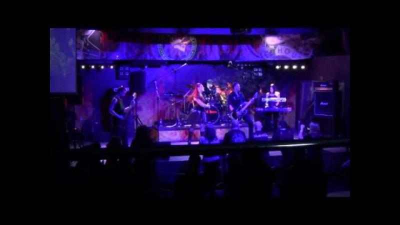 Annwyn - Лугару (Spring Metal Concert vol.2. 19.04.2015 Rock House)