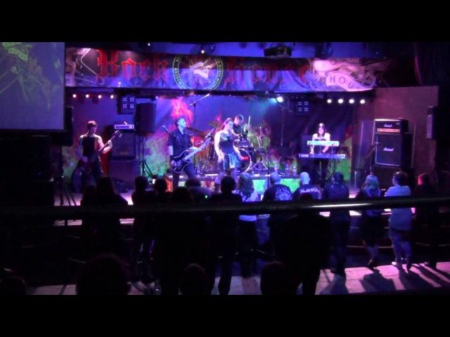 Annwyn - Незваные (Spring Metal Concert vol.2. 19.04.2015 Rock House)
