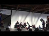 B.Supreme Streetfest 2015 Semi Finals Soul Mavericks vs Rain Crew