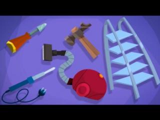 Мультфильм из цикла Фиксики - Помогатор