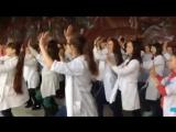 Студенты РНИМУ им. Н.И. Пирогова показывают FAST Dance о симптомах инсульта