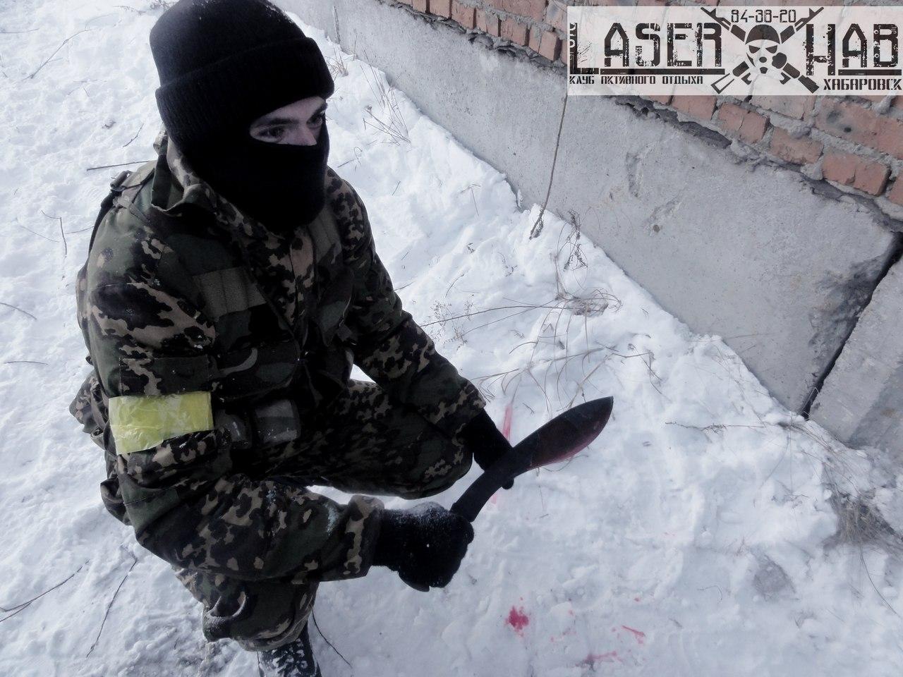 """Афиша Хабаровск Сборная - """"Ледяная пустыня"""""""
