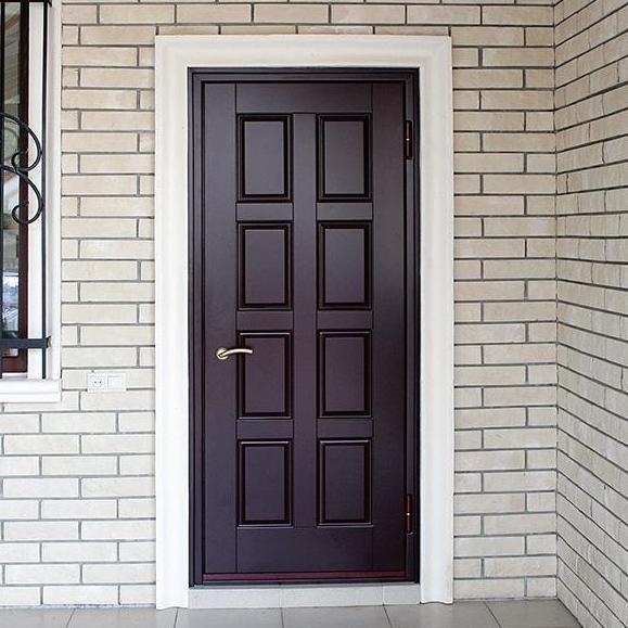 сколько времени надо на установку входной двери